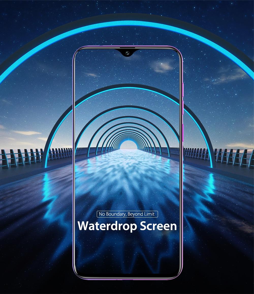 Ulefone Note 7 celular android 9.0 smartphone 3500 mah