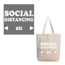 Manter 6ft distância social htv impressão calor tecidos ferro em transferência de calor folhas de vinil para diy roupas t shirts totes sacos