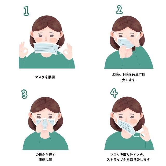 10/50/100pcs KN95 Mask Antivirus Flu Anti Infection Face Masks Particulate Respirator PM2.5 Protective Safety Same as KF94 FFP2 5