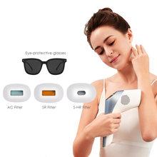 Новый ipl лазерный эпилятор для удаления волос с холодной точкой