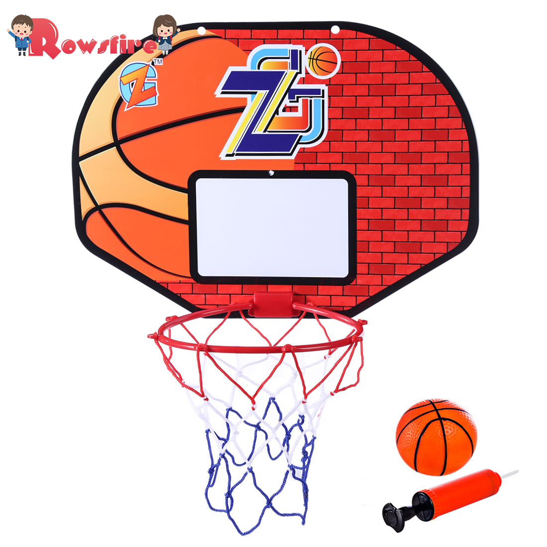 Rowsfire  Children Outdoor Sports Equipment Fitness Basketball Board For Outdoor Toy - ZG270-3