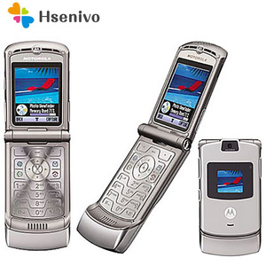 Image 2 - Original Motorola Razr V3 100% Gute Qualität handy ein jahr garantie renoviert Kostenloser versand