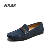 N5A5 Loafers Shoes For Men 2021 Spring Summer Hot Sell Men Shoes Fashion Casual Moccasins Lightweight Driving Shoes