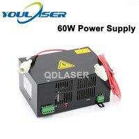 Co2 레이저 조각 및 절단기 용 60 w 레이저 전원 공급 장치