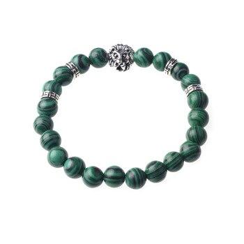 Bracelet De Malachites
