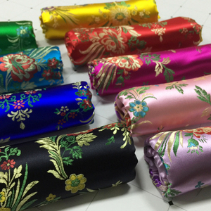 0,75*1 м Китайский древний костюм жаккардовая парчовая ткань детская одежда кимоно Cos шелковый атлас шитье Дамасская богатая ткань
