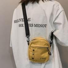 Модные сумки через плечо унисекс сумка для телефона на молнии