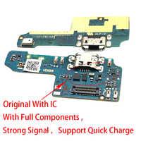 Para asus zenfone max plus m1 zb570tl x018dc usb plug doca carregador conector de carregamento porto micro cabo flexível placa substituição