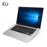 13.3-Inch 3+32GB Four Core Windows 10 Laptop Ips Screen Computer With 4 National Keyboard Films WIFI HDMI