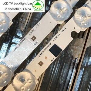 Image 3 - 14 шт., светодиодные панели для телевизора Samsung UE40F6200AK UE40F6320AK UE40F6330AK UE40F6350AW, подсветка ленты L R, комплект 13 светодиодных ламп с линзами