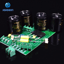 цена на 25A HP-O-A Nover 10000UF 50V DIY KITS / Finished Board Rectifier Filter Power AMP Amplifier Supply Board After Stage