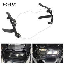 Fit for BMW R1250GS GS R1250 GS Adv LC 2019 Headlight Protector Guard Grill Grille Cover Water Cooled Motorcycle Accessories