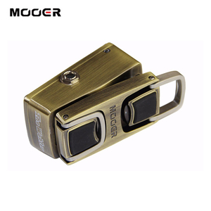 Image 4 - MOOER The Wahter Guitar Pedal Wah Guitar Effect Pedal Pressure Sensing Switch Dual Switching Modes Full Metal Shell Guitar Parts