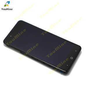 Image 5 - For ZTE Blade A610 LCD Display Touch Screen HD Digitizer Assembly lcd with frame Version 318 / A241 / YASSY For ZTE A610 lcd