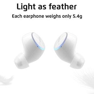Image 2 - מקורי Meizu פופ 2 Bluetooth 5.0 אוזניות TW50S אלחוטי אוזניות IP5X בתוך אוזן ספורט אוזניות אוזניות עבור 16T הערה 9