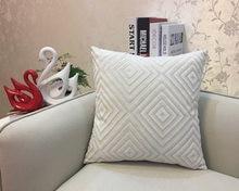 Capa de almofada de almofada de veludo para sala de estar almofadas de almofada de almofada de almofada de almofada de cor sólida decorativa para o sofá