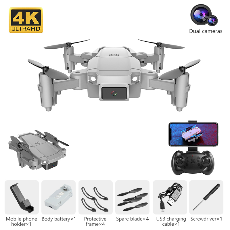lowest price HD 1080P 720P 480P H6 Drone Camera Hight Hold Mode Foldable Arm RC Quadcopter Drone X Pro RTF Drone WIFI FPV With Wide Angle