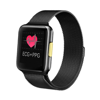 2020 New Ecg Ppg Smart Watches Blood Pressure Monitor Sport Fitness Watch for Android  Apple Ip68 Smartwatch Women Men Bracelets