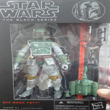 Star wars the Black Series Box packing THE FORCE AWAKENS BLACK SERIES 6 INCH Pobaffite FIGURE 6 Boba Fett Gift Toys night force by marv wolfman the complete series