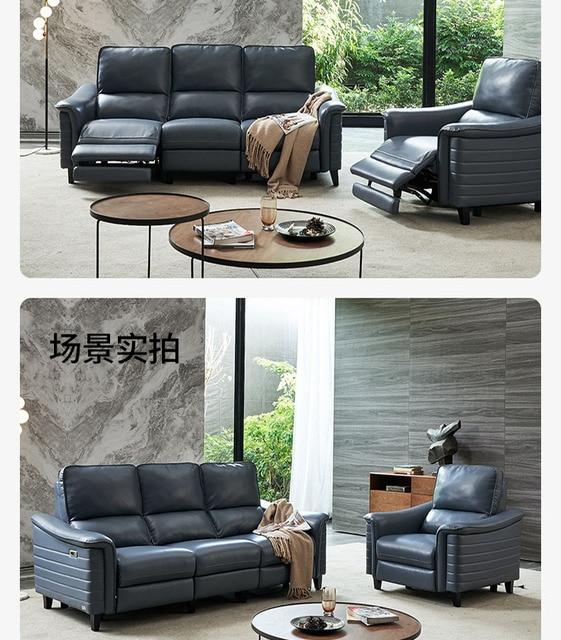 Conversational Salon Sofa Set  1