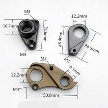 цена на 5pcs cycle derailleur hangers mountain bike bike dropouts kit for Giant XTC SLR 12x142 GIANT Trance ObsesAnthem Lust Intrigue