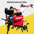Многофункциональный мелкомасштабный сельскохозяйственный роторный культиватор сосновая почвообрабатывающая земля культивированная мик...