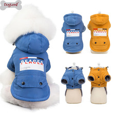 Winter pet coat clothes for dogs clothing Warm Dog small Christmas big dog chihuahua