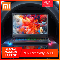 Original Xiaomi Mi Gaming Laptop 2019 Windows 10 Intel Core i7 9750H 16GB RAM 512GB SSD HDMI Notebook Type C Bluetooth