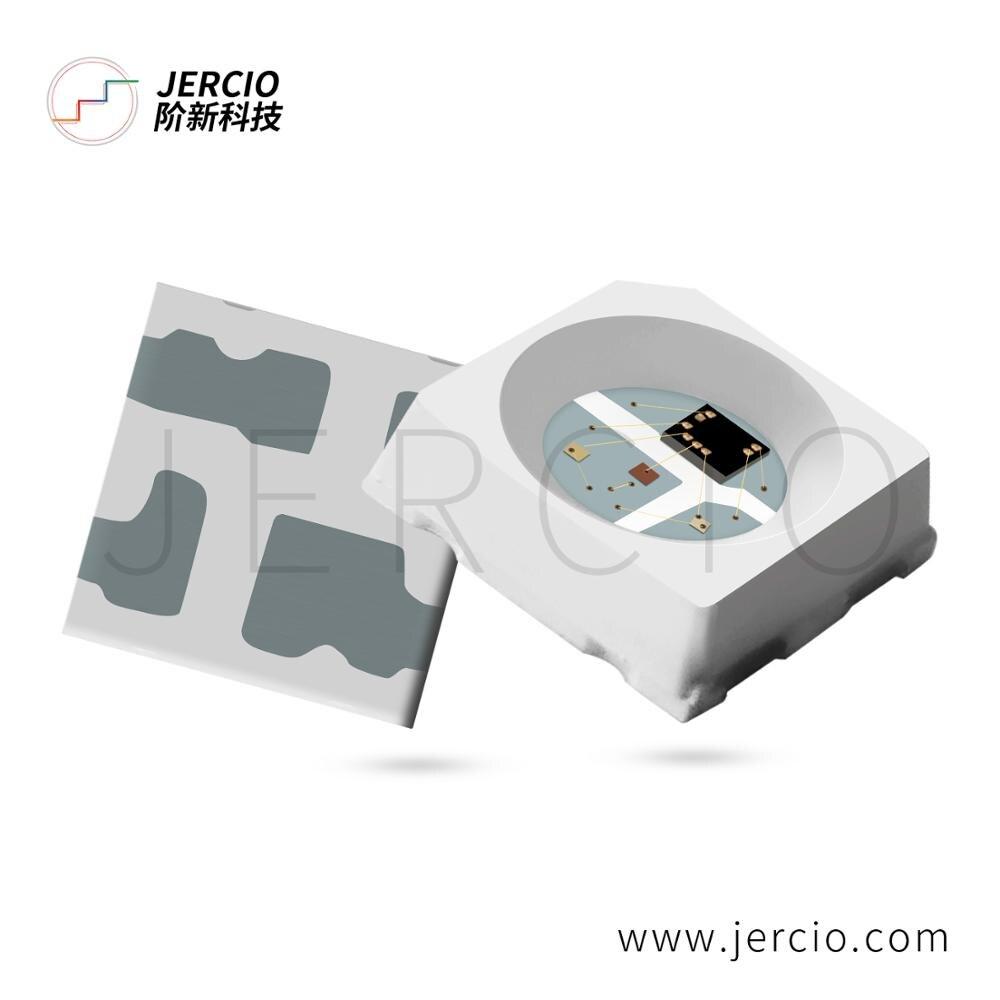 Jercio LED 10 ~ 1000 Uds. SK6812mini / WS2812mini / XT1505 3535 RGB programable Blanco/Negro direccionable individualmente SMD LEDHighli Módulo transceptor CC1352P SMD IoT, SUB-1GHz, 2,4 GHz, 433MHz, módulo E79-400DM2005S ARM