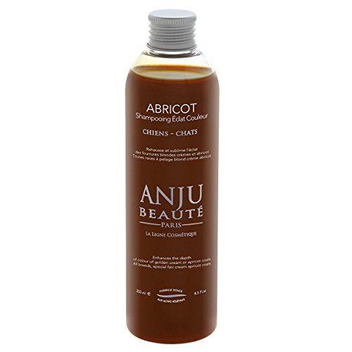 SHAMPOING ECLAT Abricot ANJU 250 ML