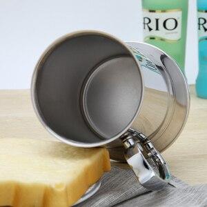 Image 5 - 450/560ml Edelstahl Silber Tassen Kaffee Bier Tasse Doppel Wand Wasser Becher Reisen Outdoor Camping Sport Tassen für Home Bar