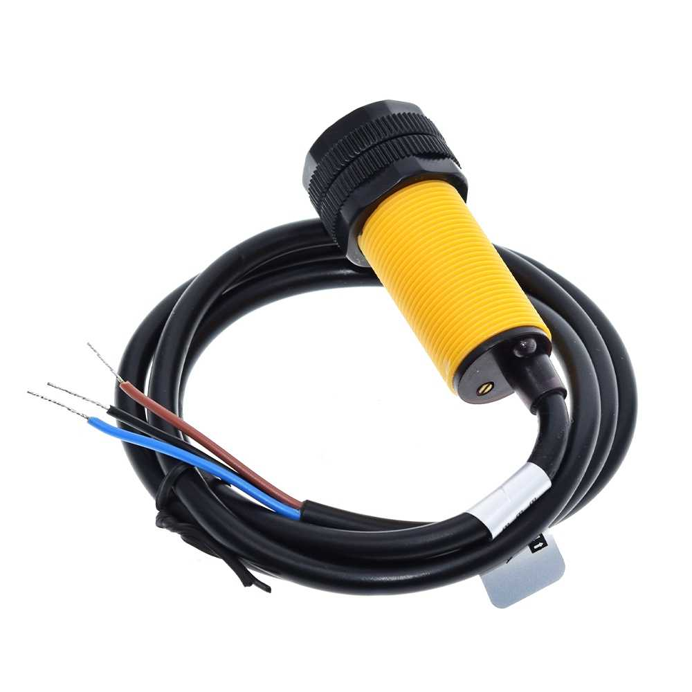 ANGEEK E18-D80NK Photoelectric Sensor Module Infrared Obstacle Avoidance Proximity Switch