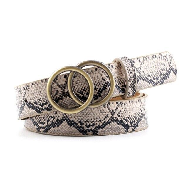 Waist pearl fashion belts for women 4