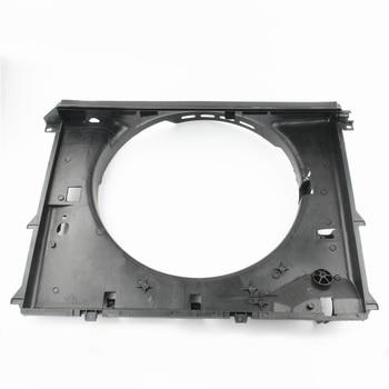 New Radiator Cooling Fan Plastic Shroud for BMW E39 525i 528i 530i 17101438457