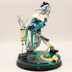 Image 4 - Anime Onmyoji Aoandon Zen Kokakuchou PVC Action Figure Anime Figure Model Toys 22cm Games Statue Figure Collection Doll Gift