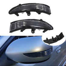 YTCLIN Rear View Mirror Turn Signal Indicator LED Light for Subaru Forester Outback Legacy Tribeca Rearview Mirror Repeater Lam high quality power steering pump for subaru b9 tribeca 2006 2007 34430xa0009l