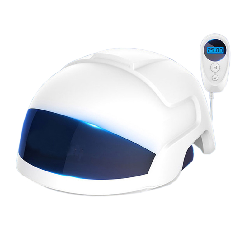 Hair Regrow Lasers Helmet Diodes Treatment Hair Loss Solution Hair Fast Regrowth Lasers Cap-ABVP