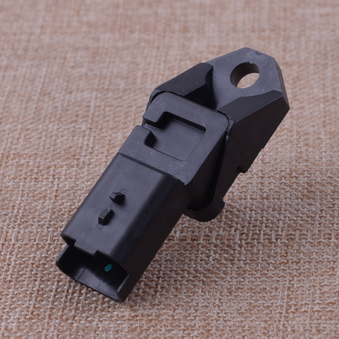 CITALL 3 Pins Black Plastic <font><b>Turbo</b></font> Boost Pressure MAP Sensor 9639469280 1231463 Fit for <font><b>Peugeot</b></font> 1007 206 307 <font><b>407</b></font> 1.6 <font><b>2.0</b></font> <font><b>HDI</b></font> image