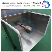 Commercial 304 stainless steel automatic old coconut meat digger/fresh coconut milk making machine/Manual Coconut powder machine