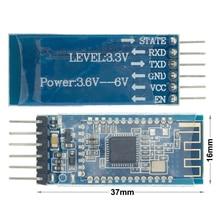 AT 09 10 sztuk/partia dla androida IOS BLE 4.0 moduł Bluetooth dla CC2540 CC2541 szeregowy moduł bezprzewodowy kompatybilny HM 10 10 sztuk/partia
