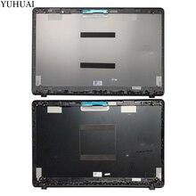 Ноутбук lcd задняя крышка для acer F5-573 F5-573G lcd верхняя крышка чехол серебристый/черный