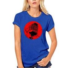 The Mic Red And Black Mens Tops/Tees Cotton Fabric Round Collar Men Tops Shirt Crazy T Shirts Hip Hop Music Rock Tshirt