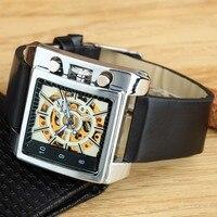 Relógio de pulso de aço inoxidável relógios de pulso de aço inoxidável relógios de pulso de aço inoxidável