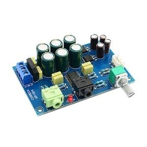 TPA6120 Headphone Amplifier Board HIFI TPA6120A2 Enthusiast Headphones AMP Amplificador Zero Noise