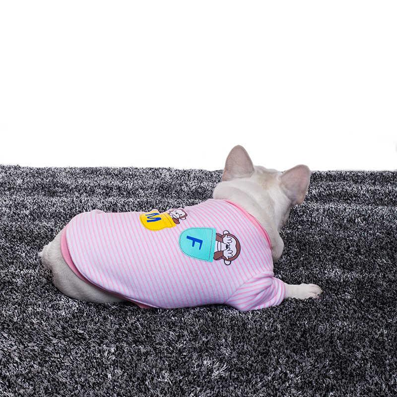 Hund Kleidung Herbst Winter Katzen Hunde Kleidung Welpen Pullover Hoodie Pet Mäntel Jacke Ropa Perro Französisch Bulldog одежда для собак