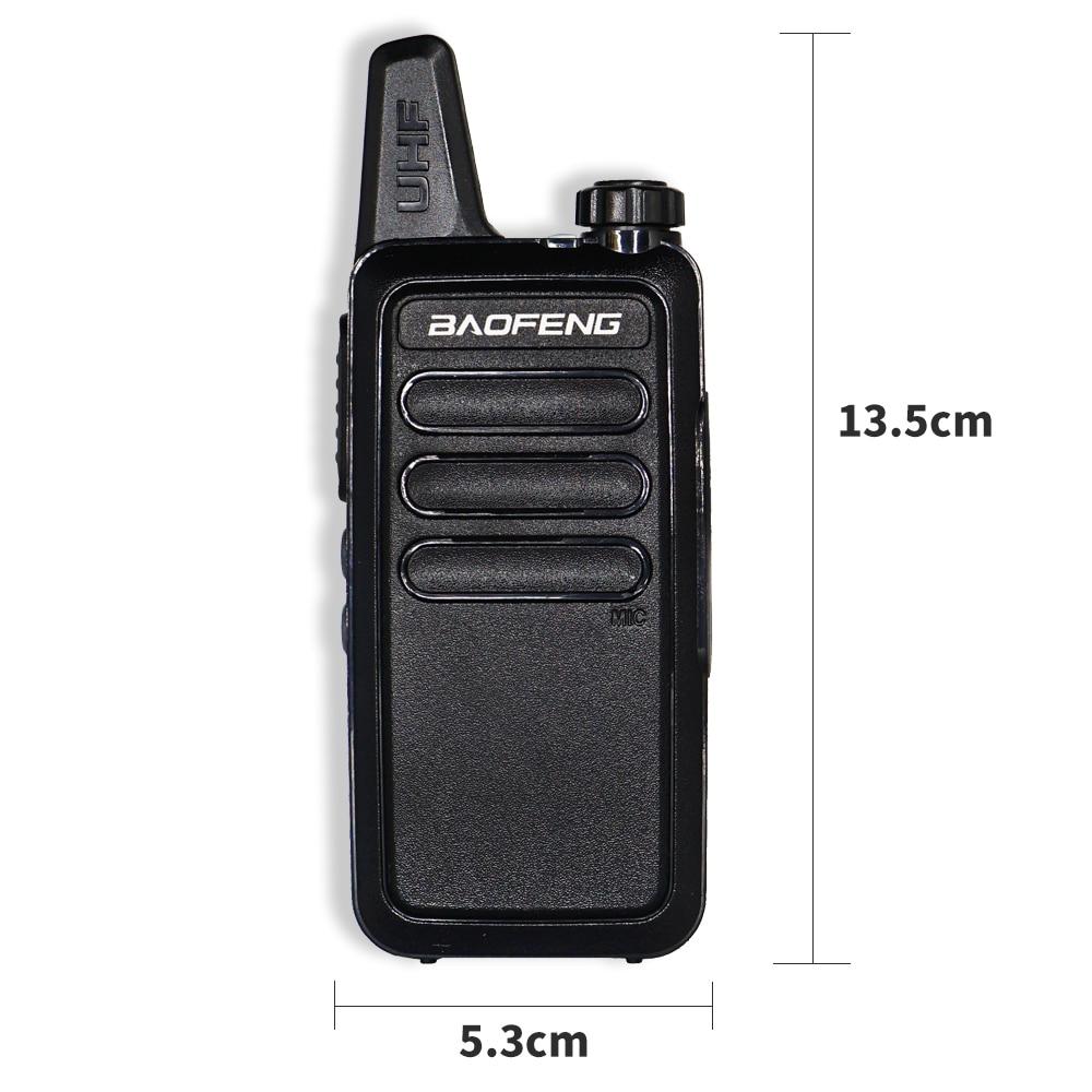 2 pcs lote bf r5 mini handheld walkie talkie 04