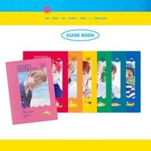 K Pop Bangtan Boys Stray Kids Kpop Accessories Self-made Peripheral Photo Album Copybook Diary Kpop New Album Card Stray