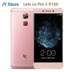 Letv LeEco Le Pro 3 X720 New Original 5.5'' Mobile Phone 4G RAM 32G ROM Snapdragon821 Quad Core 16MP 4070mAh 4G LTE Fingerprint