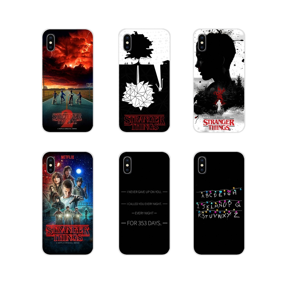 Silicone Case Covers For Samsung Galaxy A3 A5 A7 A9 A8 Star A6 Plus 2018 2015 2016 2017 Should I Stay Or Should I Go Stranger gs