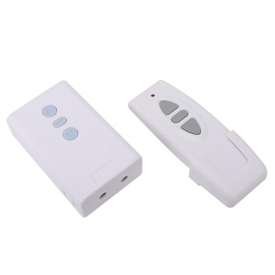433mhz RF Sistema de Interruptor de Controle Remoto Sem Fio Digital Inteligente para a Cortina Elétrica Tela Projetor